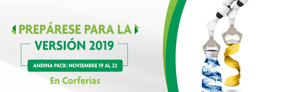 15-я Международная выставка упаковочной промышленности Колумбии